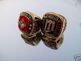 Newly listed 1987 & 1991 Minnesota Twins World Series Championship