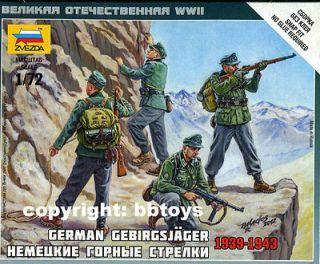 Art of Tactic 6154 WWII German Mountain Troops Deutsch Gebirgsjager