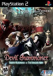 Shin Megami Tensei Devil Summoner Raidou Kuzunoha vs. the Soulless