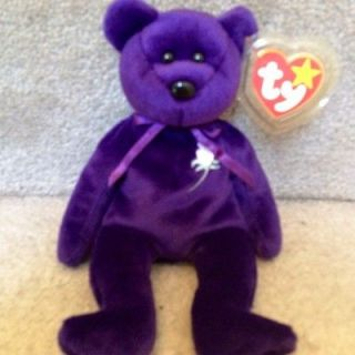 princess diana beanie baby in Toys & Hobbies