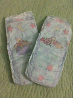 Huggies Overnites size 6 disposable diapers. ABDL / Adult Baby.