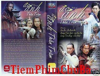 Ao Anh Than Tram, tron bo 32 tap, DVD, phim Kiem Hiep