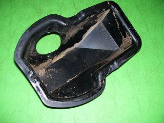 99 Dodge Ram cummins turbo diesel fuel tank SPLASH SHIELD Cup