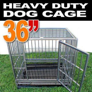 Heavy Duty Level III Dog Pet Cage Crate Kennel Playpen Exercise Pen