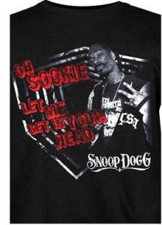 SNOOP DOGG SHIRT NEW M SNOOP LION OH SOOKIE LET ME GET IN YOUR HEAD