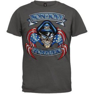 Bon Jovi   Forever T Shirt Music Artist Band Tee Shirt
