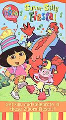 Dora the Explorer Super Silly Fiesta (DVD, 2004) 097368795945