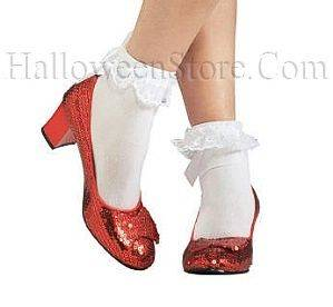 ruby red slippers in Clothing,