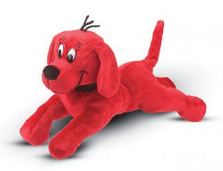 Big Red Dog 11 Inch Stuffed Toy by Douglas Cuddle Toys   Style 7505