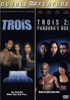 Trois Trois 2 Pandoras Box DVD, 2010, 2 Disc Set