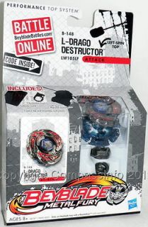 NEW BEYBLADE METAL FURY B148 L Drago Destructor
