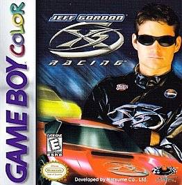 Jeff Gordon XS Racing Nintendo Game Boy Color, 1999