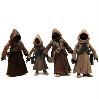 Different Star Wars JAWA DROID 2007 2009 ACTION FIGURE Figures S94