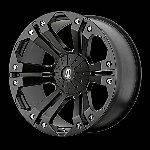 22 inch Black Wheels Rims Hummer H2 Chevy Truck 2500 3500 1500 HD XD