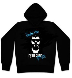 Ryan Dunn (from jackass) memorial hoody   Random Hero