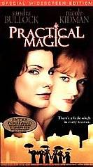 Practical Magic VHS, 1999, Collectors Edition Widescreen Version