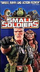 Small Soldiers VHS, 1998, Clamshell