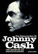 THE RESURRECTION OF JOHNNY CASH   BIO BIOGRAPHY BOOK