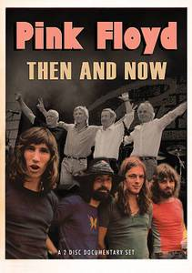 Pink Floyd Then and Now DVD, 2012, 2 Disc Set
