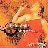 Fuego en Vivo, Vol. 2 by Olga Tanon CD, Dec 2008, Universal