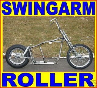 KRAFT TECH / ACM CHOPPER BOBBER CUSTOM HARLEY SHOVELHEAD FRAME ROLLING