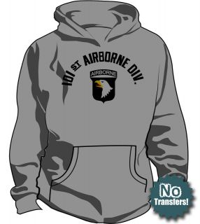 101st Airborne Screaming Eagle New Army Ranger Hoodie