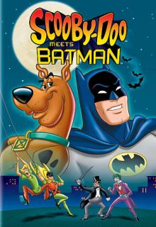 Scooby Doo Meets Batman DVD, 2009, Eco Amaray