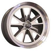 COYS C 67 1969 ELEANOR STYLE WHEELS MUSTANG FAST BACK