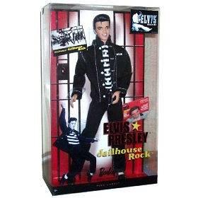 elvis jailhouse rock doll in Dolls & Bears