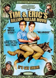 Tim Erics Billion Dollar Movie DVD, 2012