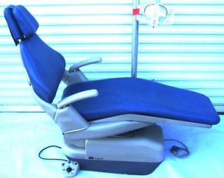 ROYAL SIGNET DENTAL CHAIR 757Z PROGRAMABLE FOOT CONTROL TATTOO