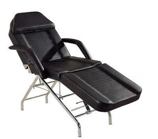 BestSalon Black Facial Tattoo Bed Massage Table Chair Salon Spa 23B