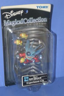 DISNEY LILO & Stitch Experiment 626 Magical Collection Figure No.070