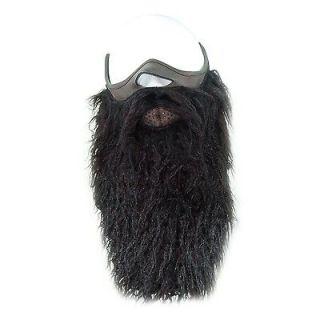 Like Biker Beard Fleece Lined Neoprene Motorcycle Rider Face Mask