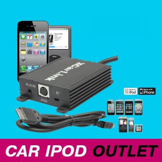 MAZDA 2, 3, 5, 6, MX 5 RX 8, Tribute iPod iPhone Interface Adaptor
