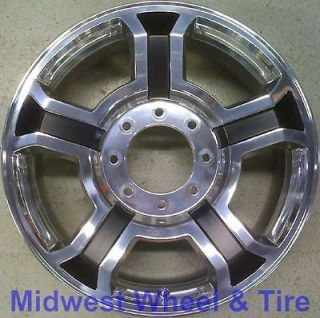 OEM 20 FORD F250 F350 HARLEY DAVIDSON WHEELS RIMS