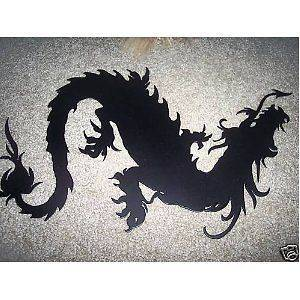 Home Decorating on Chinese Dragon Metal Wall Art Home Decor