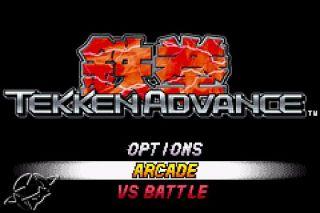 Tekken Advance Nintendo Game Boy Advance, 2002