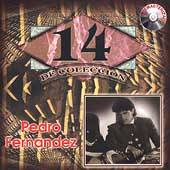 14 Exitos de Coleccion by Pedro Fernandez CD, Oct 2000, 2 Discs, Sony