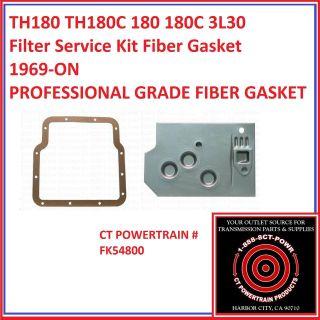 Filter Service Kit Fiber Gasket Grumman LLV Postal (Fits Fiat Spider