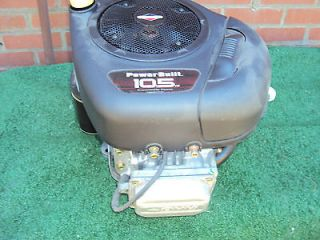BRIGGS & STRATTON 10.5HP OHV RIDING MOWER ENGINE CRAFTSMAN MURRAY