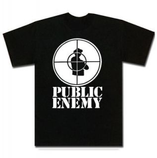 Public Enemy vintage hip hop cool rap t shirt