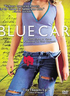 Blue Car DVD, 2003