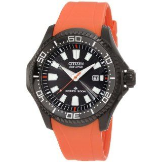 Citizen Mens BN0088 03E Eco Drive Promaster Diver Watch Watches