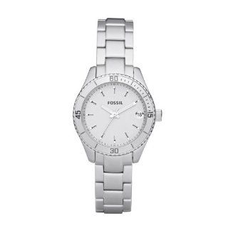 Fossil Womens ES2901 Fossil Stainless Steel Analog Watch Watches