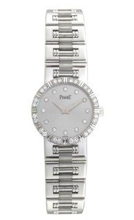 Piaget Womens GOA02133 Dancer White Gold Diamond Watch Watches