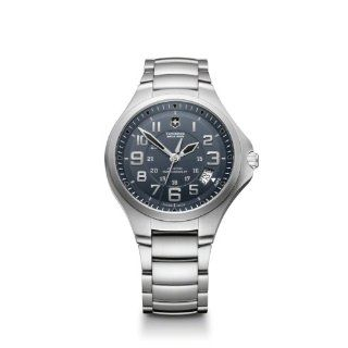 Victorinox Swiss Army Base Camp Black Dial Mens Watch 241463 Watches
