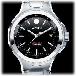 Movado Mens 2600030 Series 800 Performance Stainless Steel Bracelet