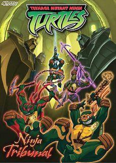 Teenage Mutant Ninja Turtles   Ninja Tribunal DVD, 2 Disc Set