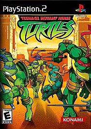 Teenage Mutant Ninja Turtles Sony PlayStation 2, 2003